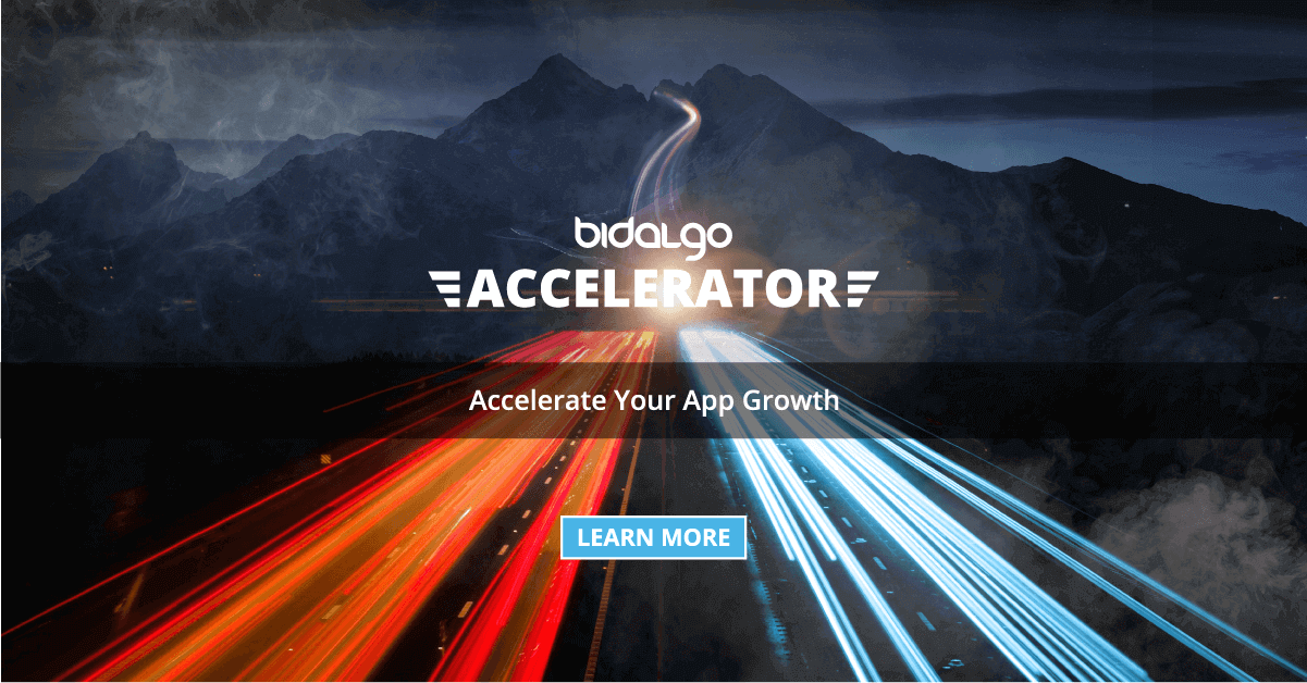 Bidalgo's New Accelerator Program Wants to Help Small to Mid-Sized App Developers Scale Up