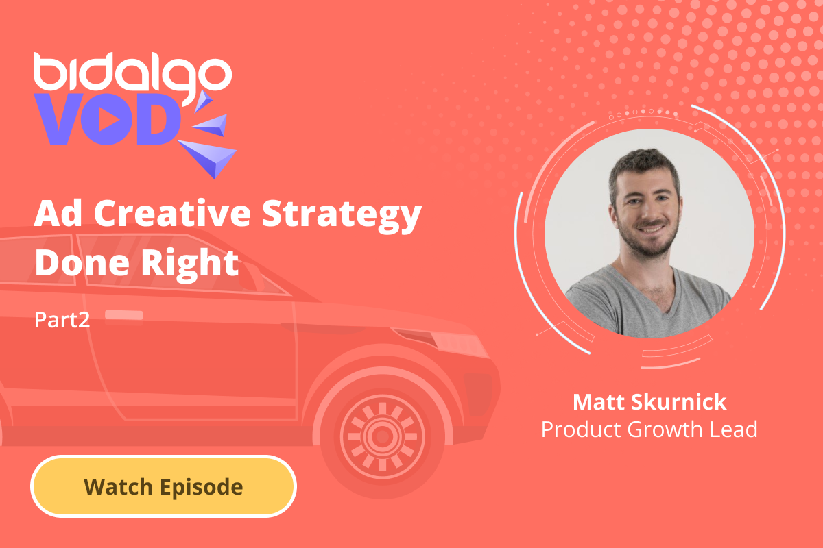 Creative Strategy - Scaling Up